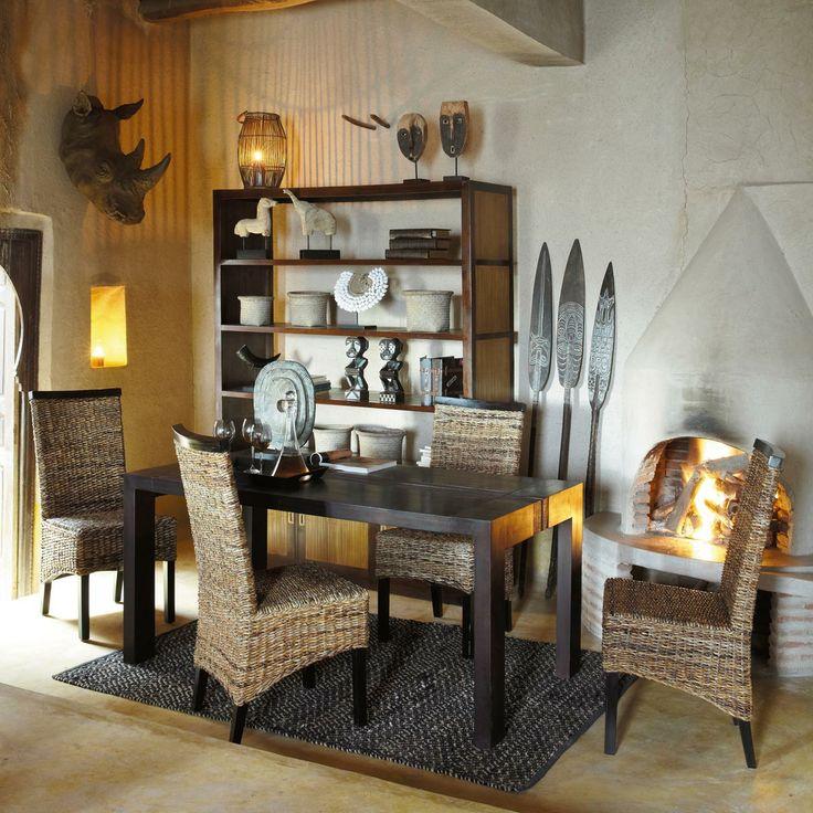 Die Besten 25+ Afrikanische Wohnzimmer Ideen Auf Pinterest