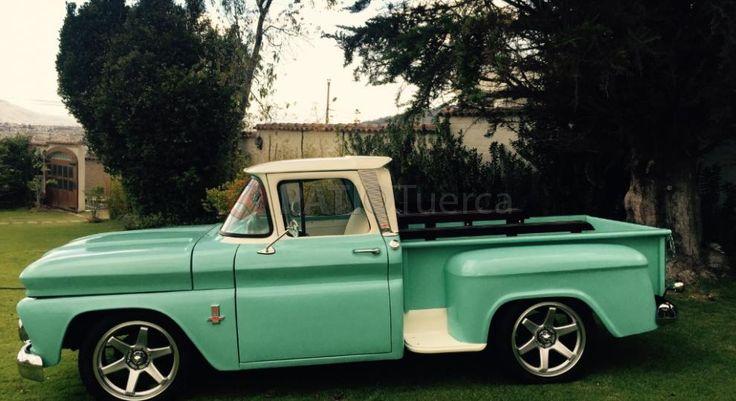 Chevrolet C10 1963 Camioneta Cabina Simple en Ambato, Tungurahua-Comprar usado en PatioTuerca Ecuador