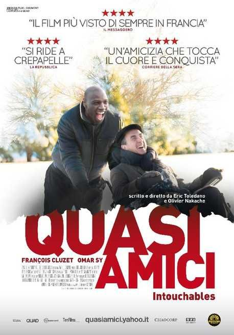 Quasi amici - Intouchables (2011) | FilmTV.it