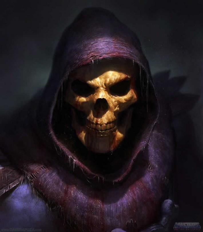 Esqueleto - He-Man