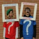 "Cool Couple Costume: ""Guess Who"" We Were for Halloween? - 1"