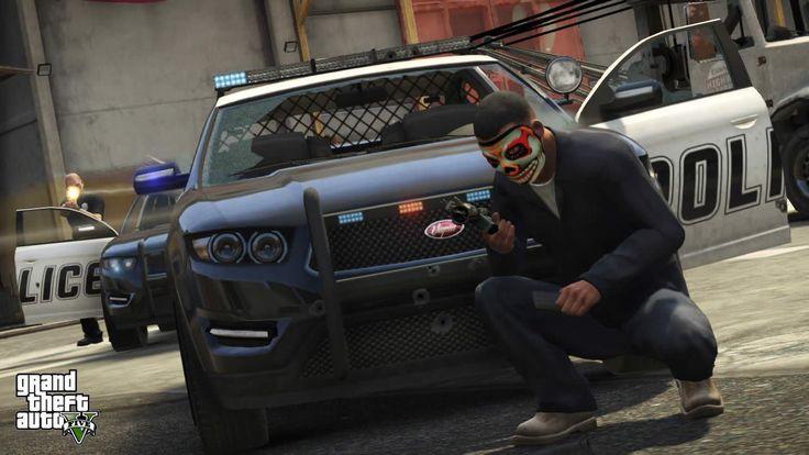 Insurers Estimate Cost of Real Life GTA 5 Rampage
