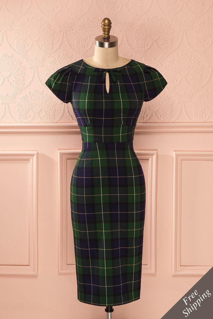 Best 25 Tartan Dress Ideas On Pinterest Tartan Tartan