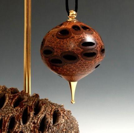 Australian Banksia Seed ornament