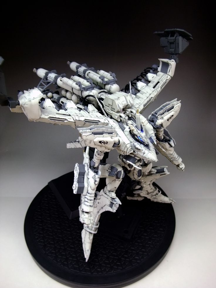 The paint job on this White Glint is just superb.