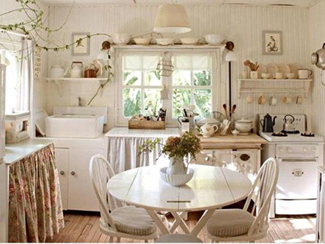 small cottage kitchen layout | Kitchen Theme Ideas That Reflect Your Personality