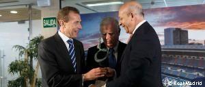 La Fundación Real Madrid participó en una jornada sobre la resiliencia y el deporte
