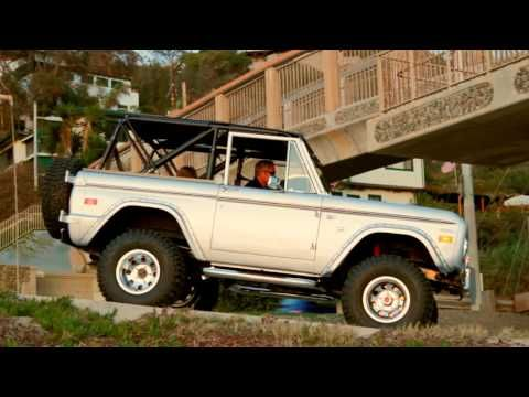 Vintage Early Ford Broncos For Sale - Custom Classic Bronco Restorations, 4x4 Parts, Off-Road Suspension