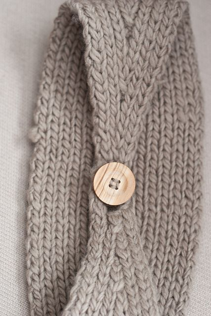 strictly knit headband earwarmer
