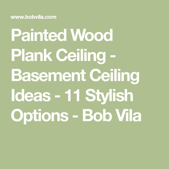 20 Cool Basement Ceiling Ideas: Best 25+ Low Ceiling Basement Ideas On Pinterest