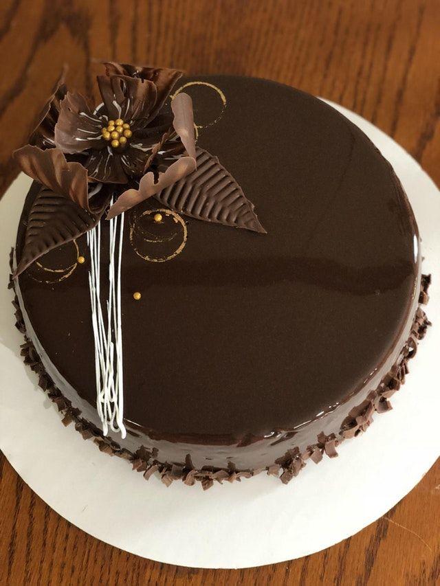 Mirror Glaze Cake Mirror Glaze Cake Chocolate Cake Cake