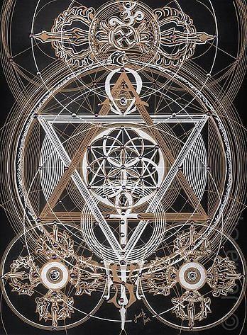 Joma Sipe: Theosophia Geometrica VI 2014                                                                                                                                                      Mais