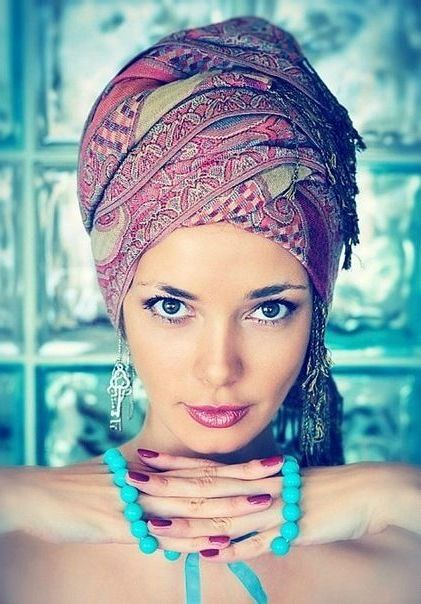 """Welcoming the new HOT SUMMER TREND ... The motto this year is: """"Don't ban the TURBAN"""". Fee..."""