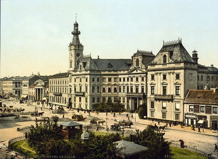 Warszawa przedwojenna - Ratusz