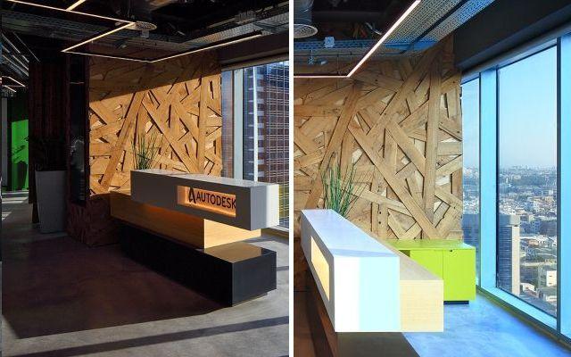 17 mejores ideas sobre mostradores de recepci n en - Mostradores para oficinas ...