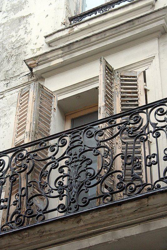 Balcony In Marly Le Roi France Paris Balcony Iron