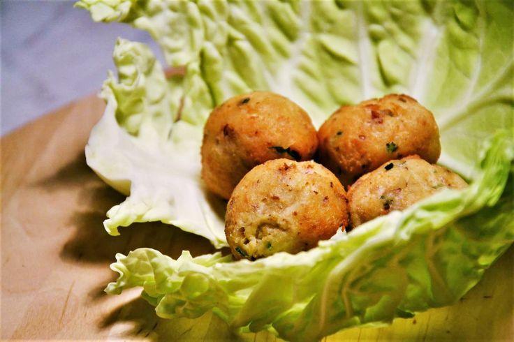 Polpette ricotta e gorgonzola #Gorgonzola, #Polpette, #Ricetta, #Ricette, #Ricotta http://eat.cudriec.com/?p=5633