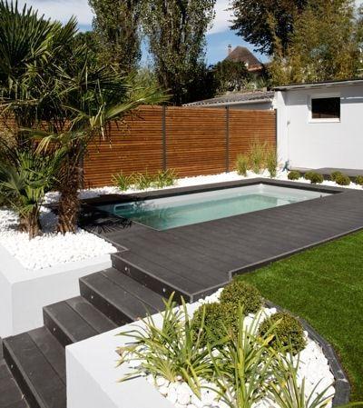 oltre 25 fantastiche idee su piscine piccole su pinterest cortili piccoli piscina per bambini. Black Bedroom Furniture Sets. Home Design Ideas