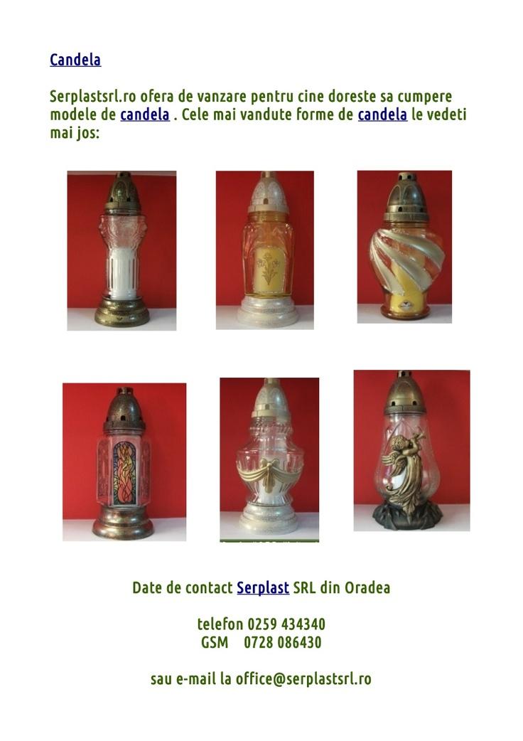 candela-18233840 by Articole Serplast