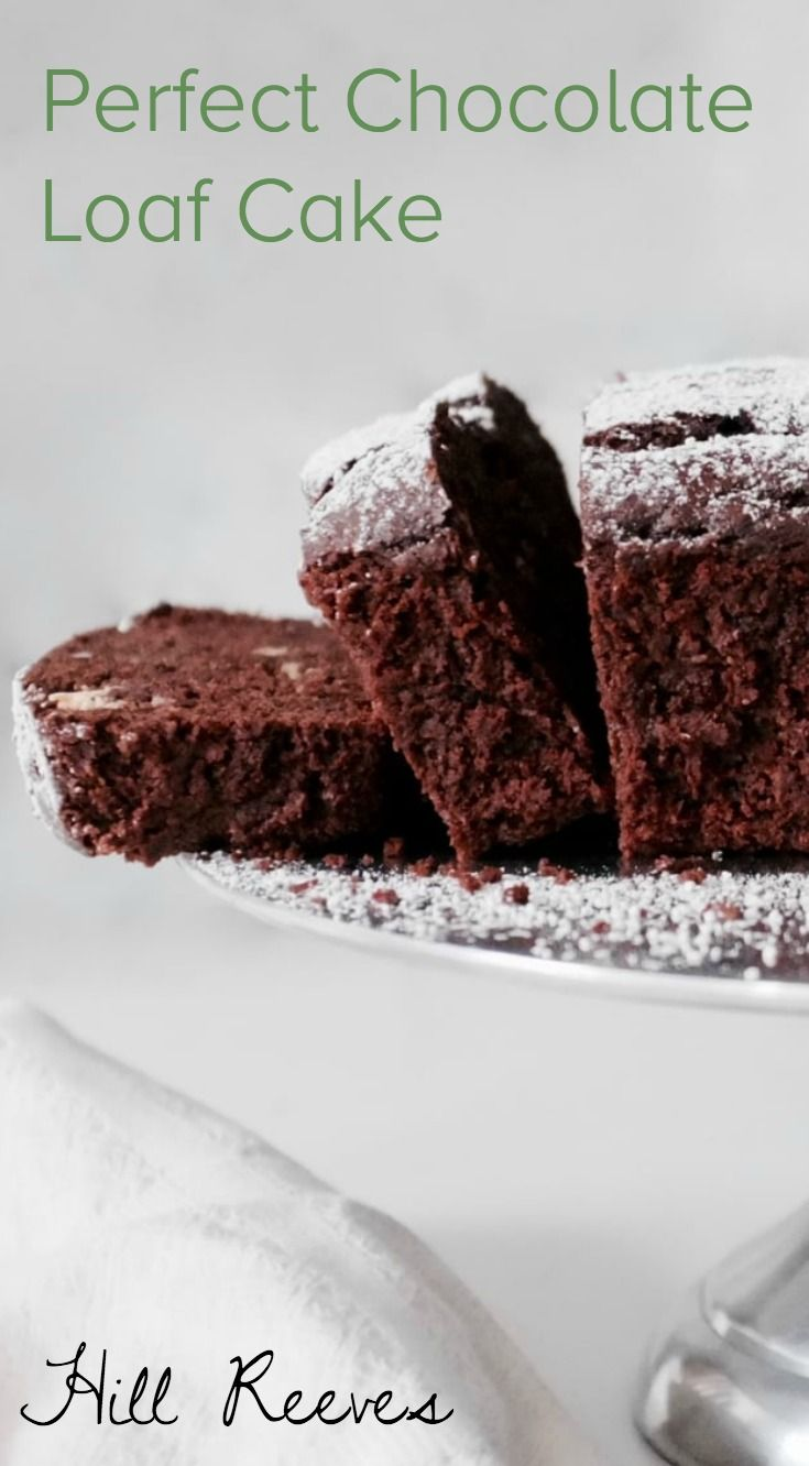 Perfect Chocolate Cake - Hill Reeves  This recipe is a simple, one pan dessert, snack, or even indulgent breakfast to serve at your next party or get together. Moist and forgiving, you can add in your favorite add-ins, or top it as you wish. Buttermilk and espresso powder give the cake a unique bite that's never too sweet.