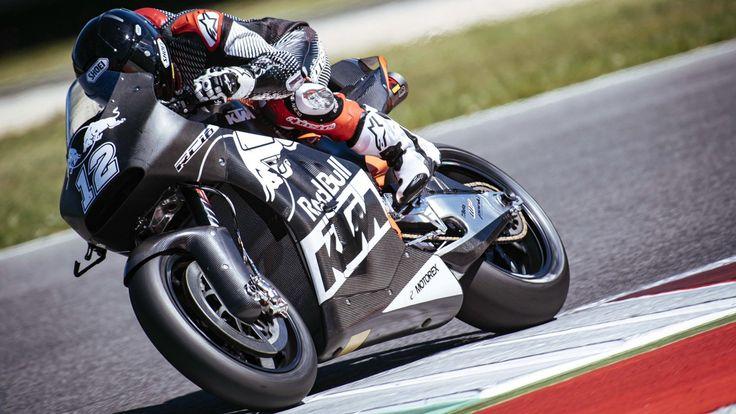 KTM RC16 MotoGP bike - 08