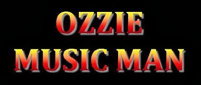 Ozzie Music Man - Dave Allenby bio