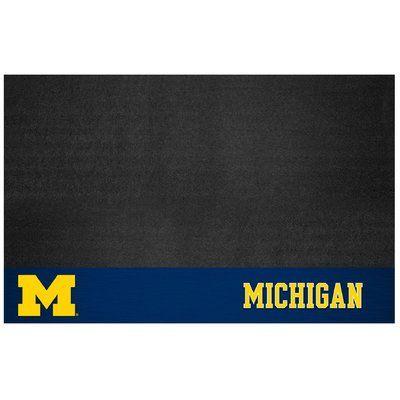 FANMATS NCAA University of Arizona Grill Mat NCAA Team: University of Michigan
