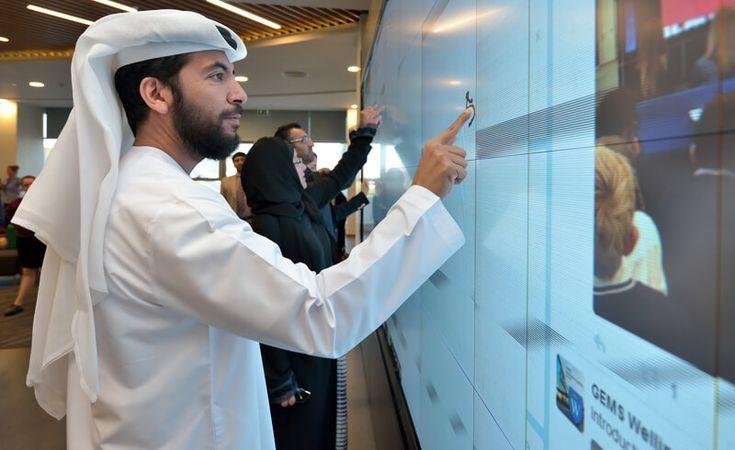 GESS Dubai offers peek at classrooms of the future