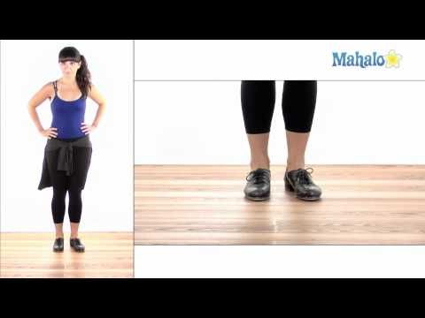 How to Tap Dance: Single-Time Step