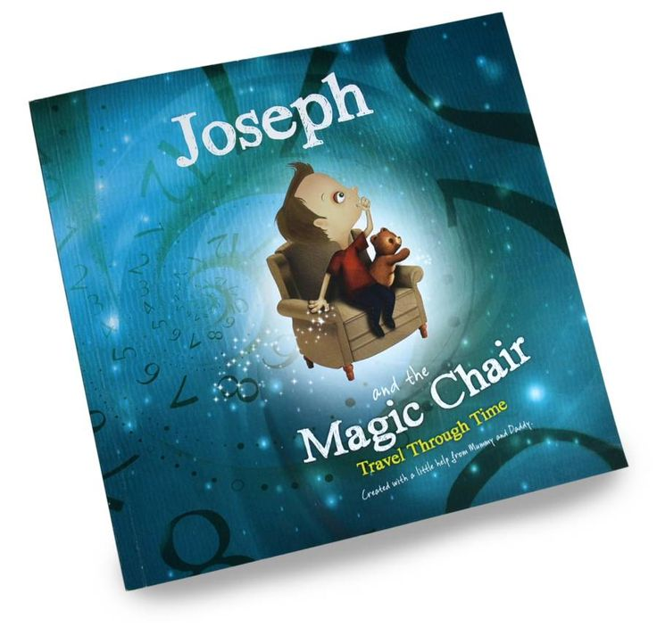 Personalised Children's Book: Travel Through Time