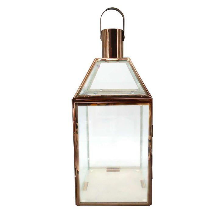 Outdoor Wall Lights Dunelm: 17 Best Ideas About Copper Lantern On Pinterest