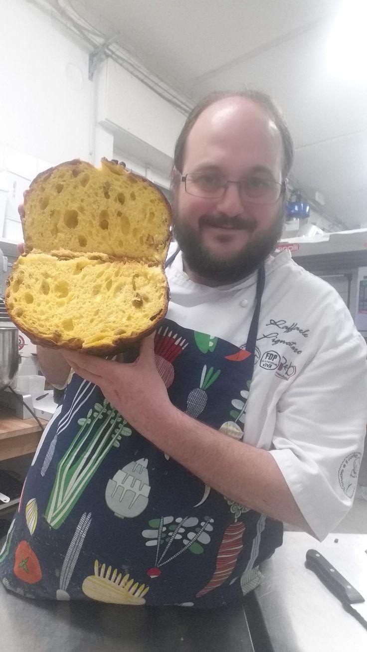 Pezzatura e Pirlatura del Panettone. Un regalo dal mio Corso Online sul Panettone | Il Crudo e Il Cotto
