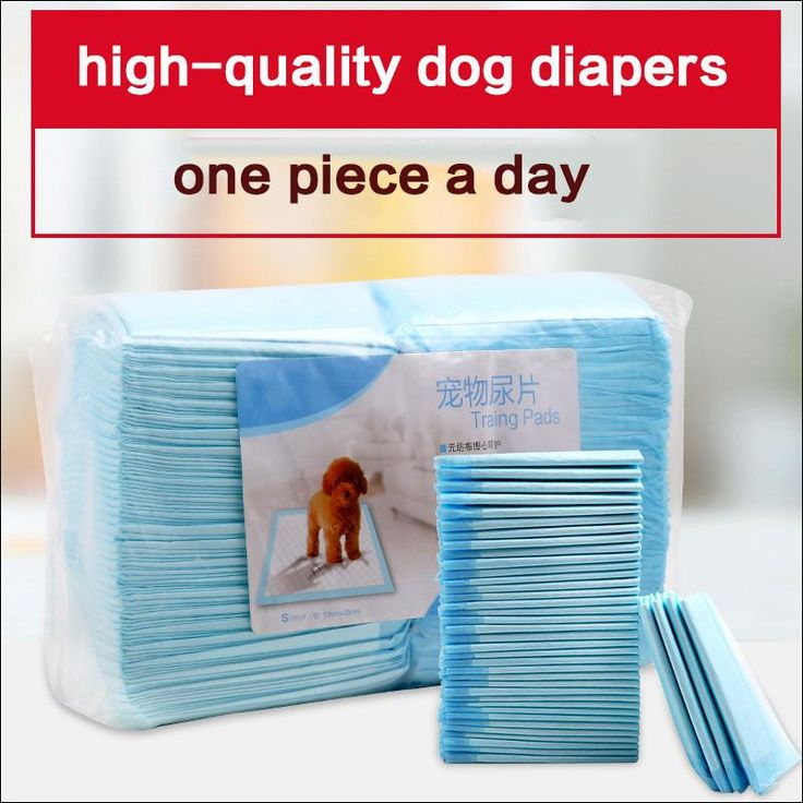 Black Friday - Cyber Monday Offer: 2017 hot sale Absorbent pet Diapers Dog Cat Indoor Toilet Training Pads size S-XL thick pet disapers for chihuahua