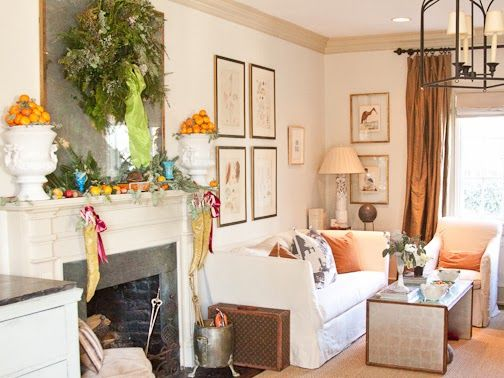 Chinoiserie Chic A Chinoiserie Christmas At And George Chinoiserie Christmas Pinterest