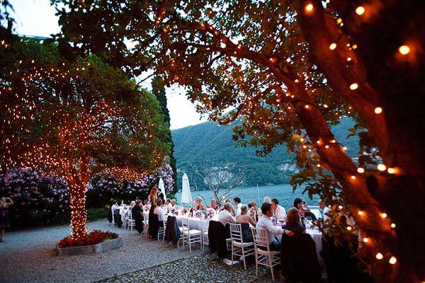 Collette Dinnigan Wedding dress Lake Como Italy wedding
