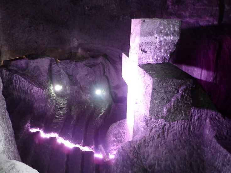 Salt Cathedral (Zipaquira, Colombia)