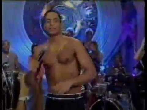 Harmonia do Samba no Programa Planeta Xuxa
