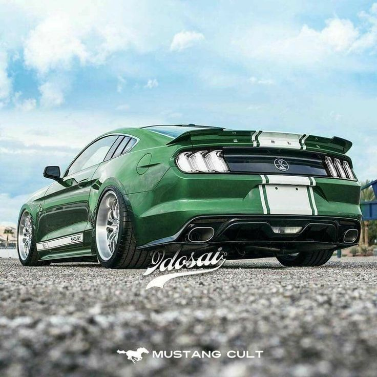 458 Best Badass Mustangs Images On Pinterest
