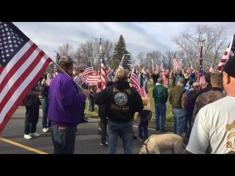 ONE THOUSAND VETERANS Swarm Liberal Hampshire College After Removal of US Flag (VIDEO) THEY WILL BE THERE SUNDAY DECEMBER 4, 2016 TO PROTEST IF THE FLAG IS STILL NOT PUT BACK UP.  PLEASE SPREAD THE WORD AND JOIN IN ON THE PROTEST WITH OUR AMERICAN VETERANS!!!!