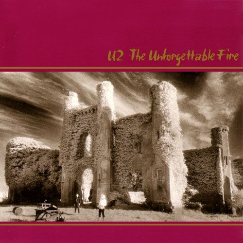"U2, The Unforgettable Fire.  There's more than just ""Pride"" here. So many great tunes like ""Bad"" and the title track."