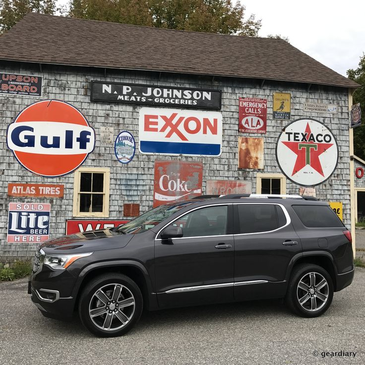 2017 GMC Acadia Denali Test Drive: All About the Journey Not Just the Destination