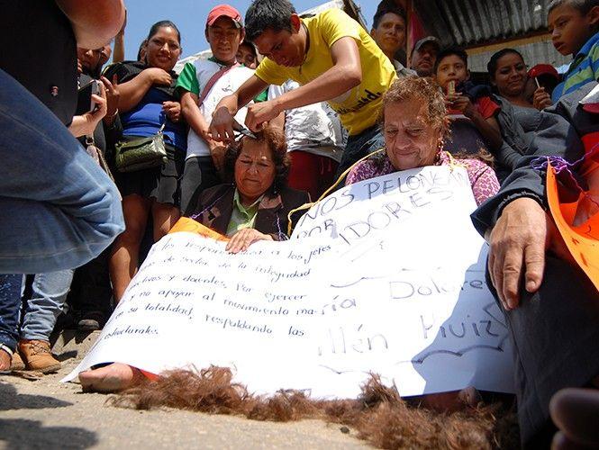 Cae presunto responsable de humillar y rapar a maestros en Chiapas   El Puntero