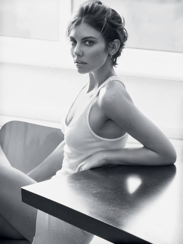 We teased you with the cover earlier this week, but now Lauren Cohan's full GQ Mexico photoshoot has been revealed, and it's fair to say that these images are most definitely NSFW.