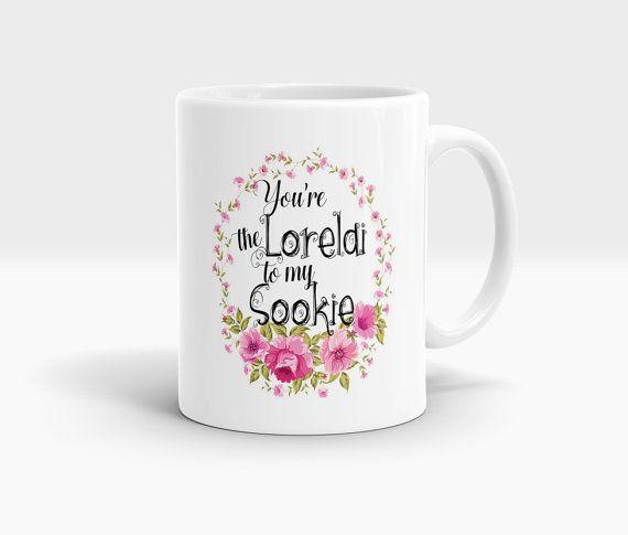 You're The Lorelai To My Sookie Mug Gilmore Girls by MugsCreations