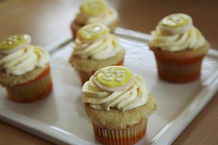 Italian Cream Cupcakes with Lemon Curd and Lemon Buttercream1