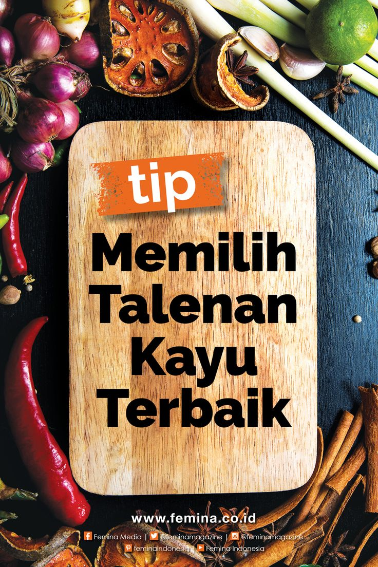 Bagi yang gemar berkutat di dapur pasti tahu kalau talenan