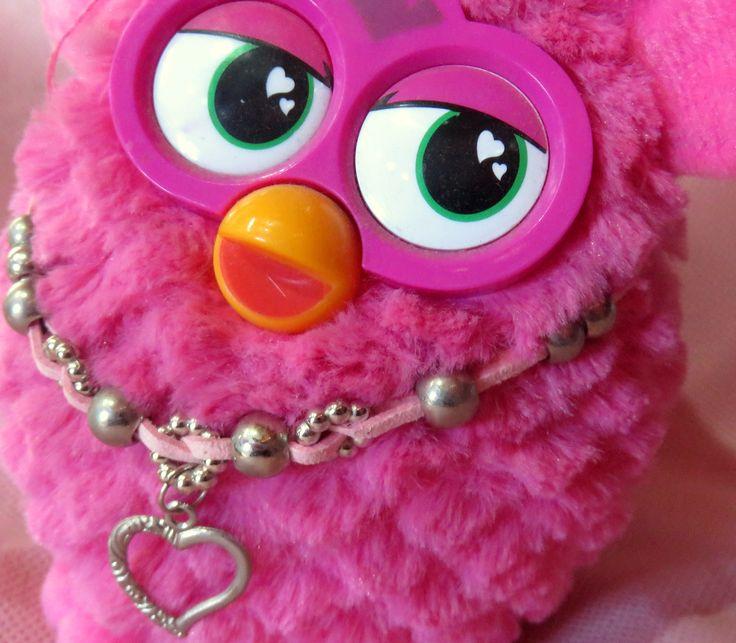 Pink Furby