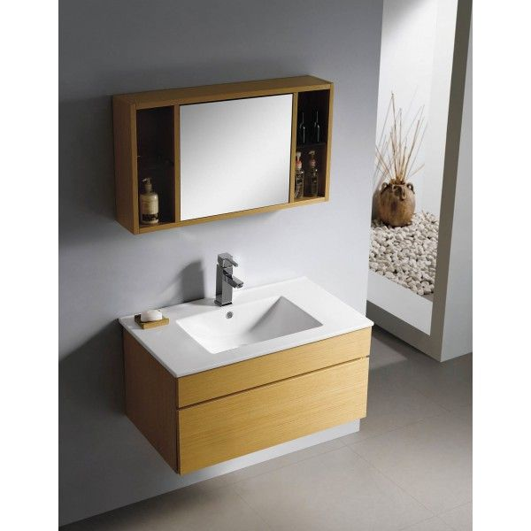 Moderna With Mirror Storage | Best Value Bathroom Furniture in Ireland.  Contemporary wall hung vanity with soft close drawers and mirror storage.  Perfect for a medium to large sized bathroom.      Measurements  CA-124A  Description:  Dimension (MM): Main Cabinet700*460*425 Mirror Cabinet   700*150*450    CA-124B   Description:  Dimension (MM): Main Cabinet800*460*425 Mirror Cabinet   800*150*450