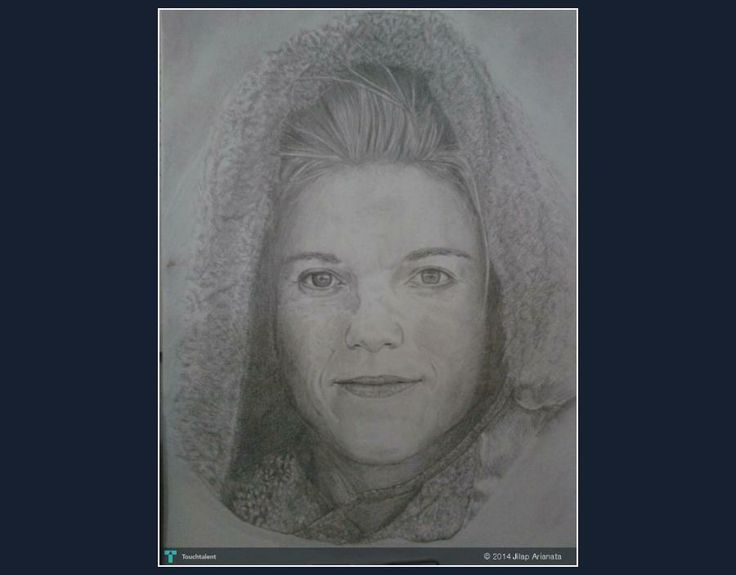 Wildling Ygritte #Creative #Art #Sketching @Touchtalent.com.com