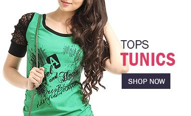 Tops and Tunics for women